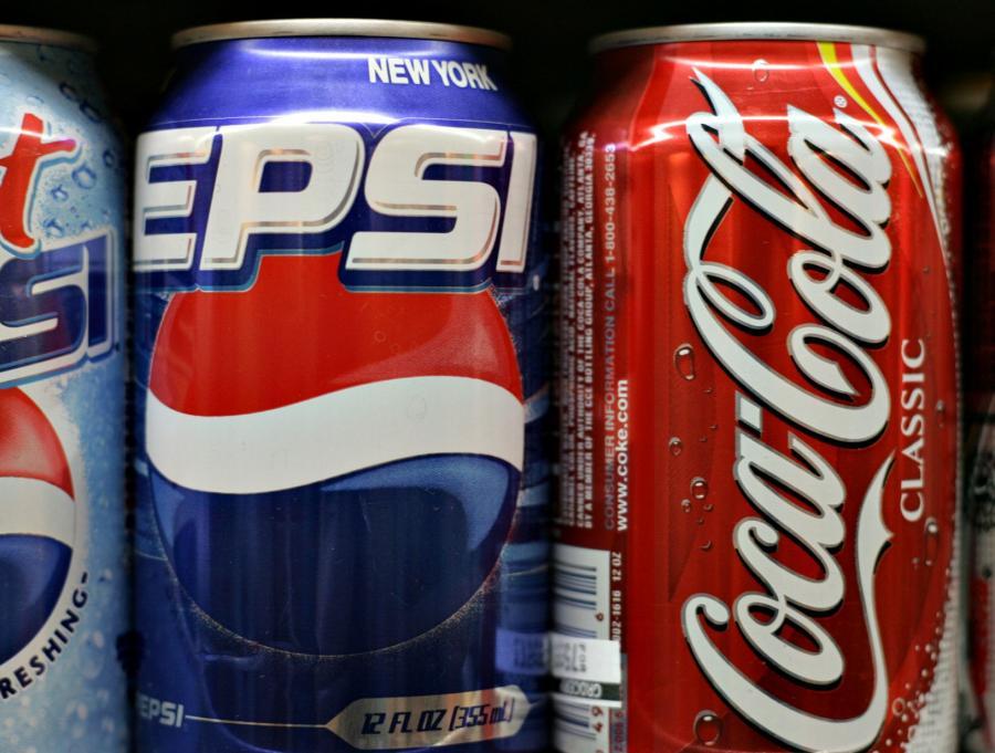 Pepsi i Coca-Cola