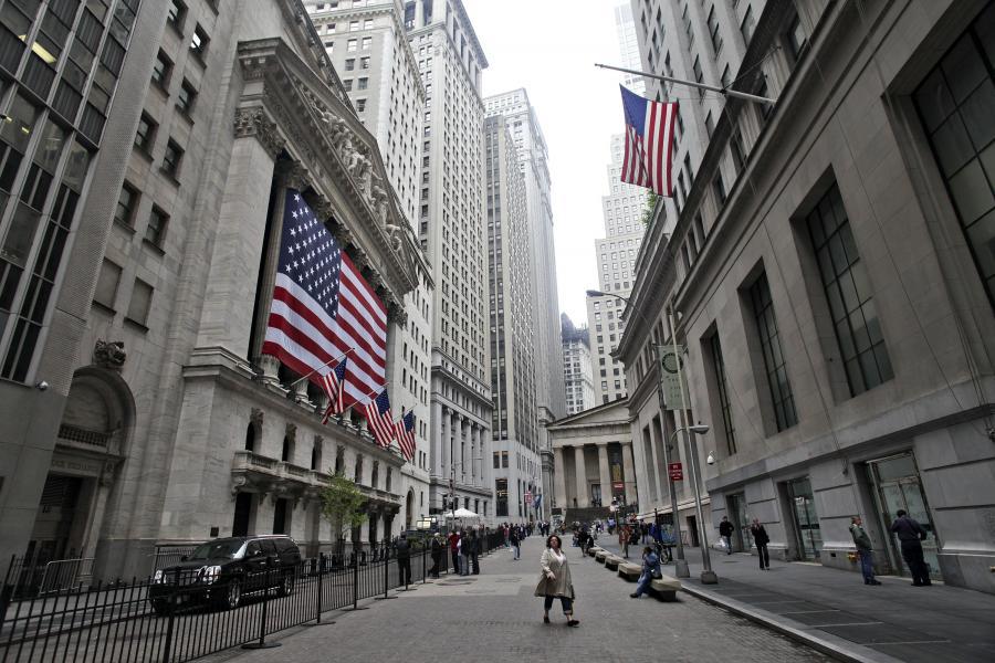 Pod koniec sesji, po opublikowaniu komunikatu z posiedzenia Fed, wzrosty nieco osłabły, gdyż część inwestorów zdecydowała się sprzedać akcje.