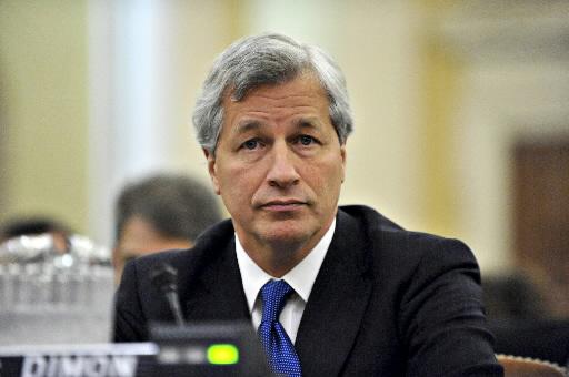 Jamie Dimon, prezes i szef JPMorgan Chase
