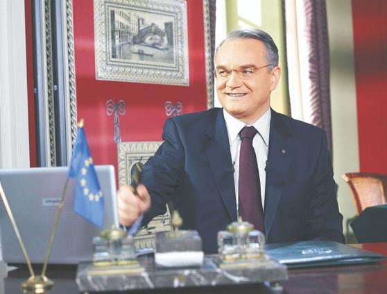 Waldemar Pawlak, wicepremier i minister gospodarki