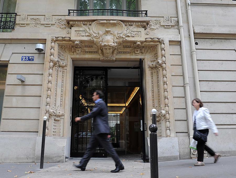 Siedziba banku Rothschildów