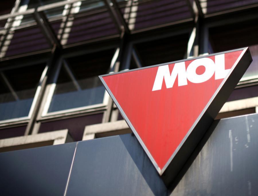 Główna siedziba węgierskiej spółki paliwowej MOL w Budapeszcie