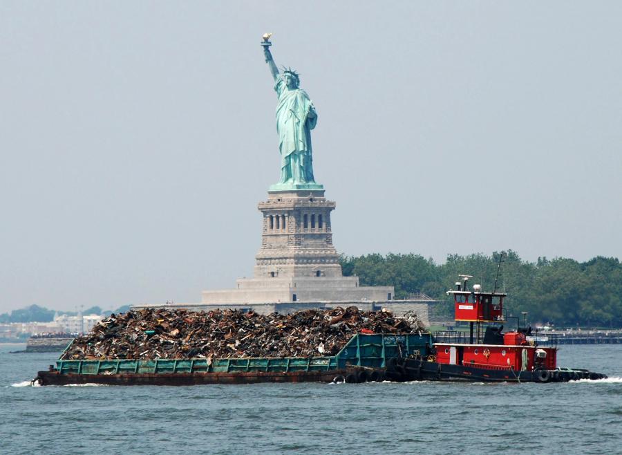 Nowojorska Statua Wolnościi