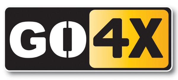 Logo GO4X.