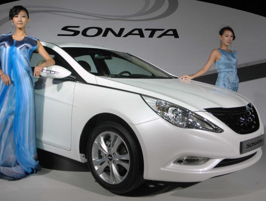 Kia i Hyundai podbijają polski rynek samochodowy