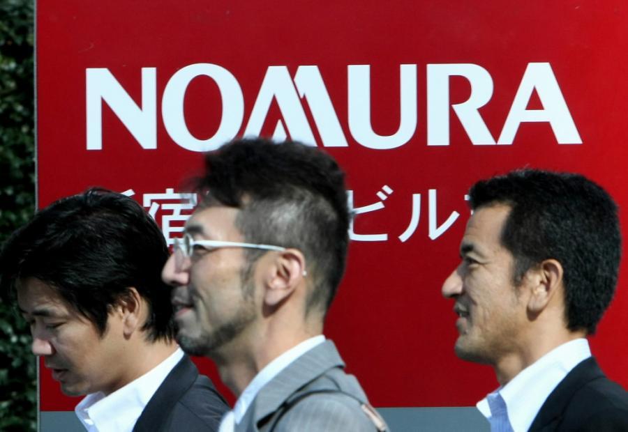 Nomura Holdings w ciągu sześciu tygodni straciła w Moskwie trzech wiodących bankierów.