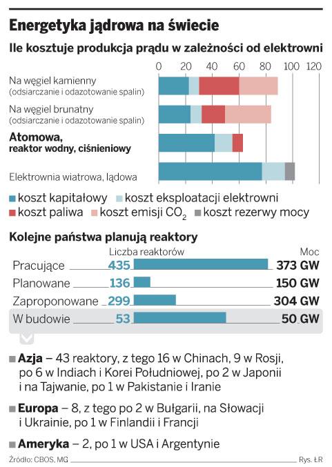 Energia jądrowa na świecie