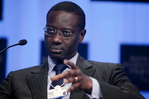 Tidjane Thiam, szef Prudential chce do 2015 roku zwiększyć sprzedaż w Azji do 80 proc.
