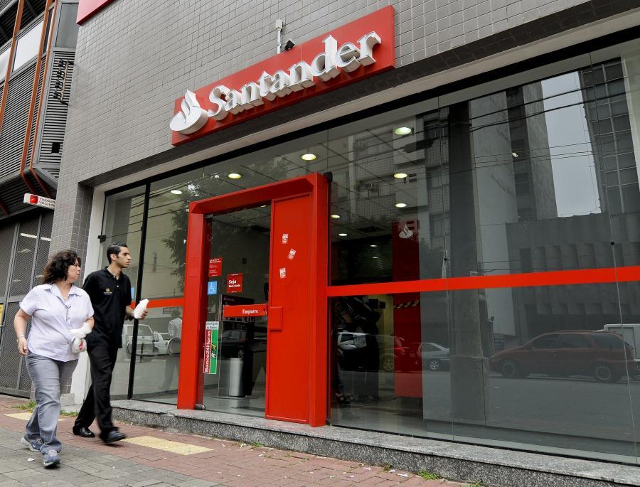 Wejście Banco Santander na giełdę w Sao Paulo było największym debiutem ubiegłego roku