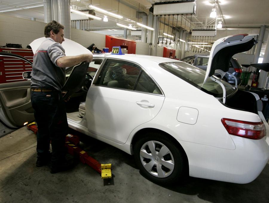 Klienci w USA skarżą się na Toyoty, które były już naprawiane