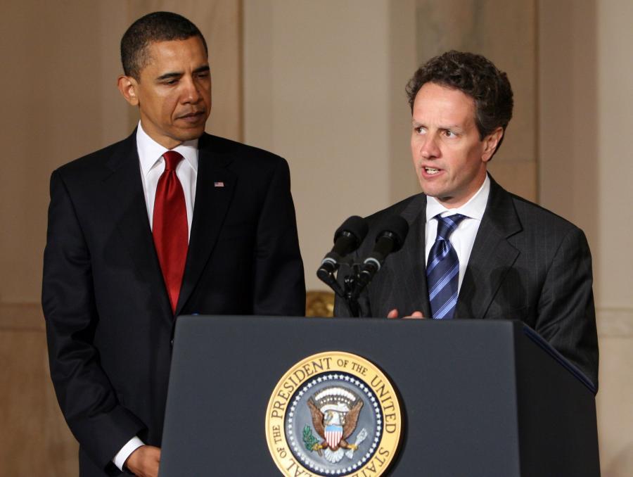 Barack Obama chce, aby największe finansowe instytucje wzięły na siebie część odpowiedzialności za kryzys
