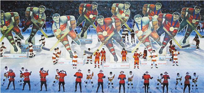 Igrzyska w Kanadzie zakończyły się o wiele radośniej, niż się rozpoczęły. Najwięcej złotych medali zdobyli gospodarze Fot. AP