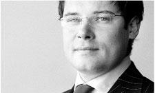 Fredrik Erixon, dyrektor Europejskiego Centrum Międzynarodowej Polityki Ekonomicznej (ECIPE) w Brukseli Fot. ECIPE