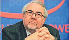 Tadeusz Syryjczyk, były minister transportu