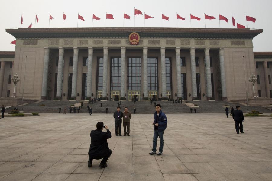 Koszt całego projektu unowocześnienia chińskiej infrastruktury szacowany jest na 586 miliardów dolarów.