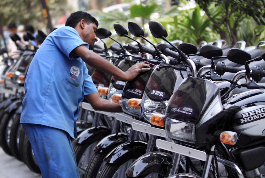 Firma Hero Honda Motor koncentruje swoją działalność przede wszystkim w Indiach, w których popyt na produkowane środki transportu jest bardzo duży