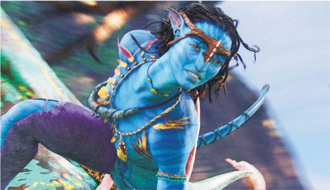 """""""Avatar"""" – film Jamesa Camerona miał największy budżet i największe wpływy ze sprzedaży biletów Fot. Imperial Cinepix"""