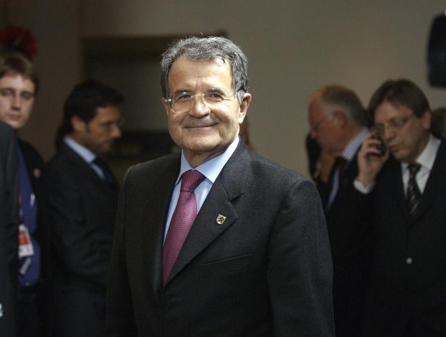 Romano Prodi uważa, że problemy Grecji nie zagrażają już strefie euro