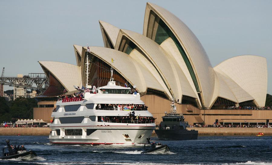 Gospodarka australijska ma bardzo duże szanse na wysokie tempo wzrostu produktu krajowego brutto