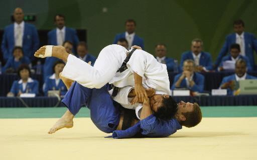 Zawody w judo