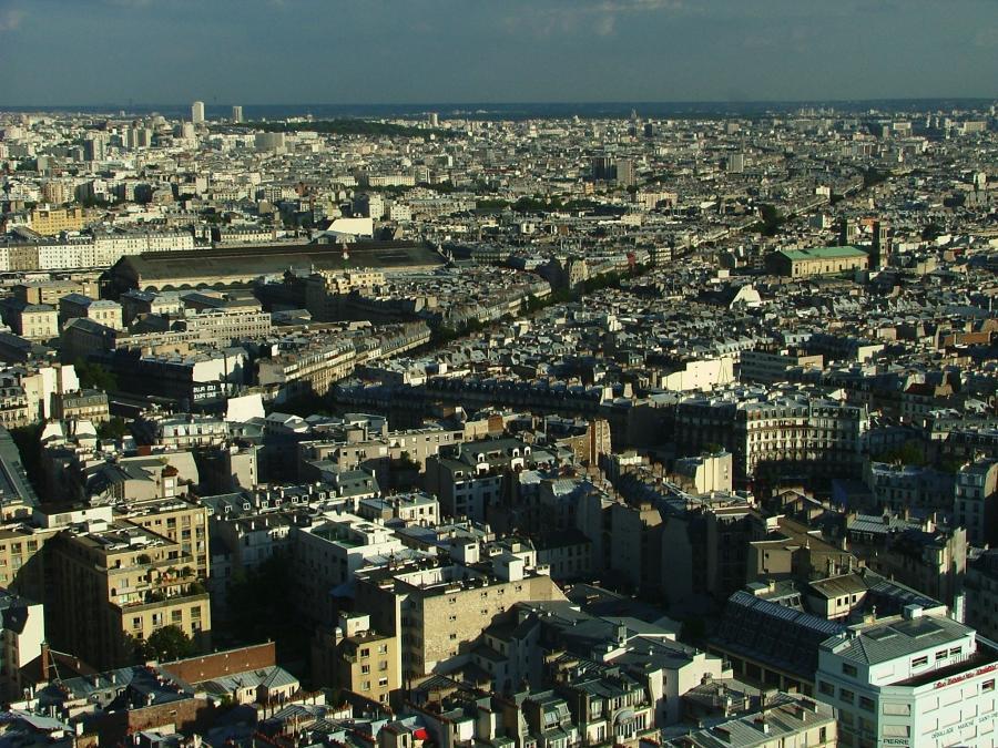 Paryż, siedziba francuskiej giełdy
