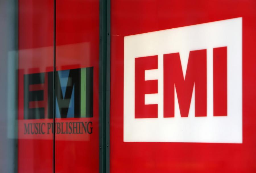 Ważą się losy słynnej wytwórni płytowej EMI Music.