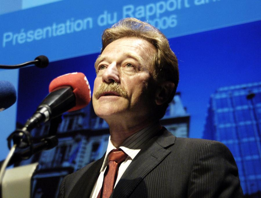 Yves Mersch  EBC