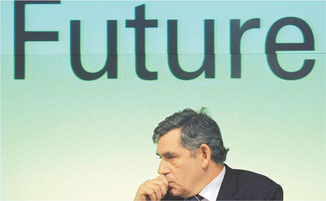 Gordon Brown będzie największym przegranym kończącego się dziś o północy strajku w British Airways.