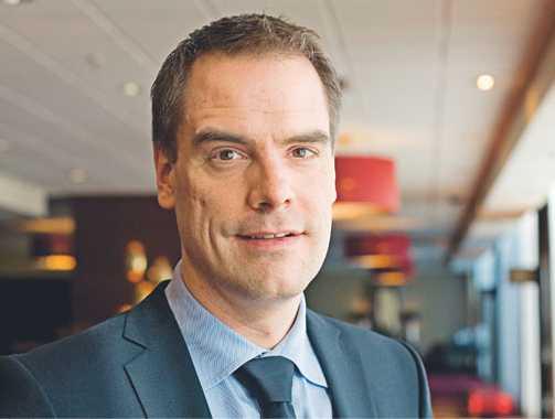 Sebastian Sass, konsorcjum Nord Stream, szef przedstawicielstwa w UE Fot. Wojciech Górski