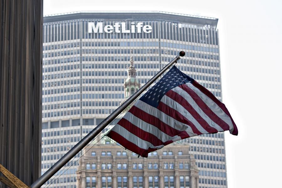 American International Group gdyby nie pomoc amerykańskiego rządu nie przetrwałoby kryzysu finansowego