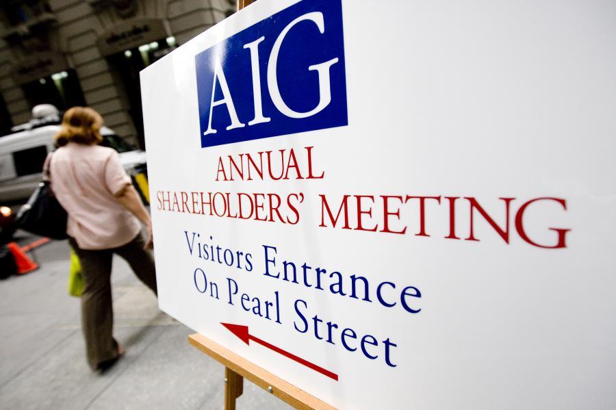 American International Group otrzymał od amerykańskiego państwa ponad 180 miliardów dolarów pomocy finansowej