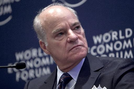 Henry R. Kravis, współzałożyciel firmy private equity Kohlberg Kravis Roberts (KKR) & Co.