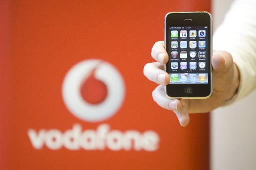 Vodafone walczy o pasma radiowe dla telefonii 4G.