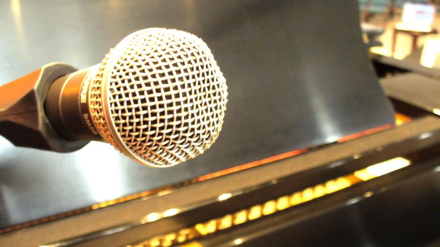 Mikrofon fot. sxc.hu