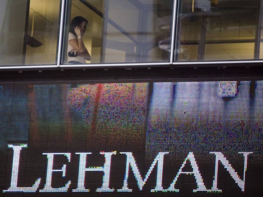 Bankructwo Lehman Brothers