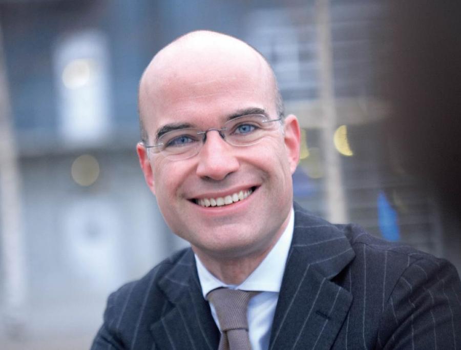 Burkhard P. Varnholt, członek zarządu szwajcarskiego Bank Sarasin & Co. ds. inwestycji kapitałowych.