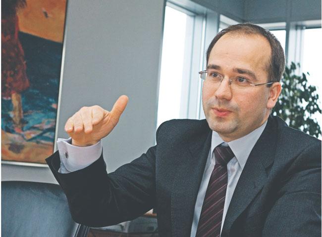 Krzysztof Chechłacz Fot. Wojciech Górski