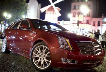Cadillac chce zerwać z wizerunkiem bankructwa GM