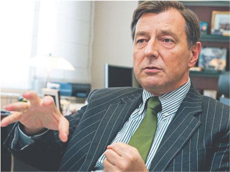 Paweł Dangel Fot. Wojciech Górski