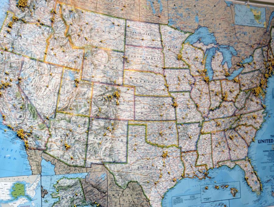 Większość Amerykanów uważa, że ich kraj zmierza w złym kierunku