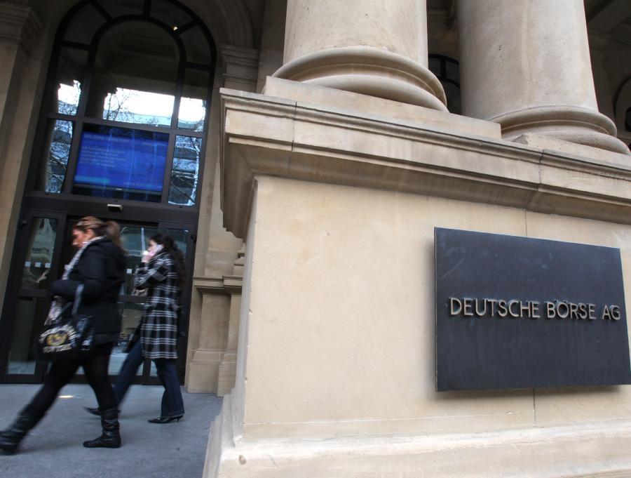 Deutsche Boerse, Frankfurt