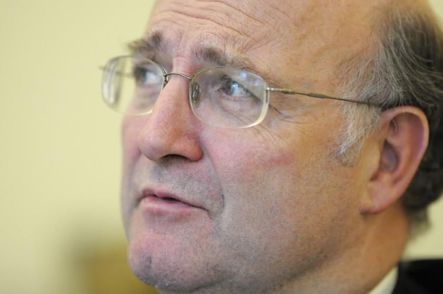 Roger Bootle, założyciel i dyrektor zarzadzający Capital Economics