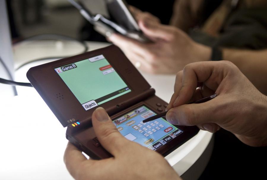 Przenośna konsola Nintendo DS