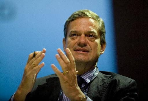 Lorenzo Bini Smaghi uważa, że stanowisko Niemiec w sprawie greckiego kryzysu zagraża euro.