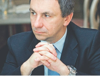 Michał Gomowski Fot. Marek Matusiak