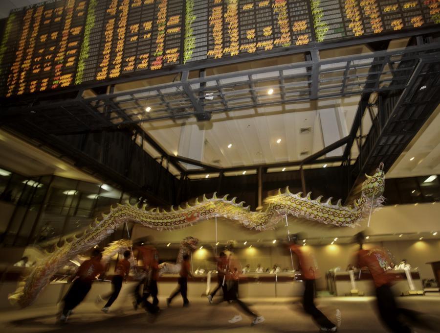 Chiny coraz bardziej dominują wśród rynków wschodzących