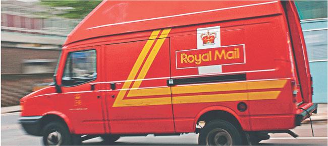 Royal Mail przez 350 lat miała monopol na rynku standardowych usług pocztowych Fot. Bloomberg