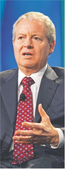 Jim Mulva, prezes Conoco Fot. Bloomberg