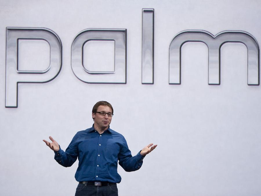 Amerykański Palm, producent smartfonów