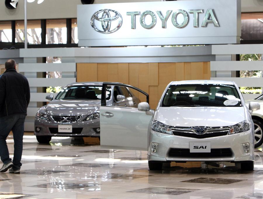 Usterki w samochodach Toyoty zbada NASA